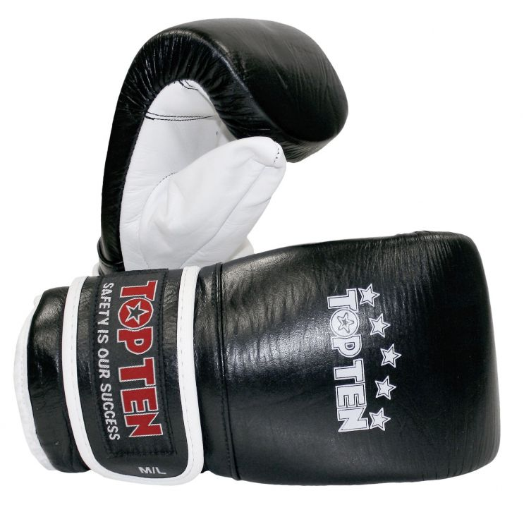 Bag incl Martial Boxing Gloves from the best material for durability